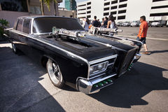 Green Hornet Car Stock Images
