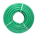 Green hose Royalty Free Stock Images