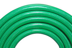 Green hose Stock Image
