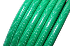 Green hose Royalty Free Stock Image