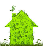Green_house Royalty Free Stock Photos
