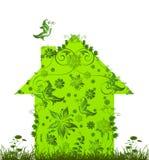 Green_house Illustration de Vecteur