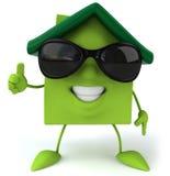 Green house Stock Photo