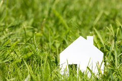 Green house concept Royalty Free Stock Images