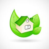 Green House Concept Stock Photography