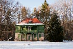 Green house Hummelshain Stock Photography