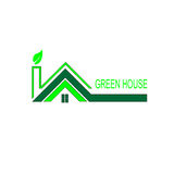 Green house royalty free stock photography