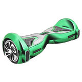 Green hover Board Royalty Free Stock Photos