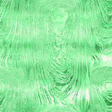Green Ice Seamless and Tileable Background Texture Royalty Free Stock Photography