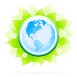 Green Icon Royalty Free Stock Photo