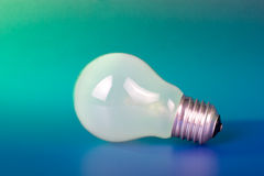 Green idea Royalty Free Stock Photography
