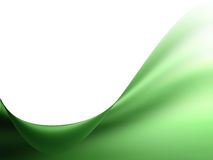 Green illustration Royalty Free Stock Images