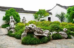 Free Green In Chinese Park Royalty Free Stock Photos - 22103388