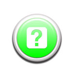 Green Info Button Royalty Free Stock Photos