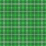 Green Irish abstract textile seamless background Stock Photography