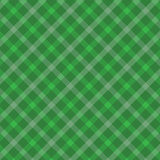 Green Irish abstract textile seamless background Stock Image