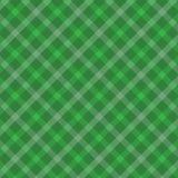 Green Irish abstract textile seamless background royalty free illustration