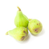 Green Ischia figs Royalty Free Stock Photo