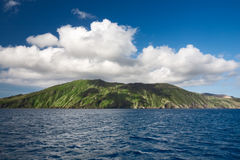 Green Island Royalty Free Stock Images