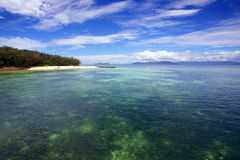 Green Island Cairns Royalty Free Stock Photography