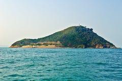 Green Island. The photo was taken in Belcher Bay   Hongkong, China Stock Photo