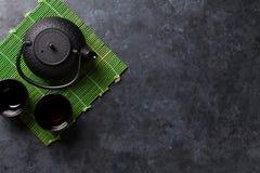 Green japanese tea Royalty Free Stock Photo