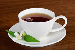 Green jasmine tea Royalty Free Stock Images
