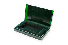 Green Jewel Box Royalty Free Stock Images