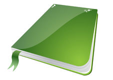 Green Jotter Royalty Free Stock Image