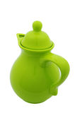Green jug Stock Images