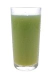 Green juice Stock Image