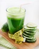 Green Juice Royalty Free Stock Photos