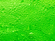 Green Juice condensation Royalty Free Stock Photography