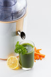 Green Juice Stock Images