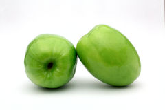 Green jujube Stock Photo