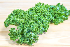 Green kale Stock Photo