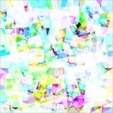 Green Kaleidoscope. Raster 1 1 Stock Images