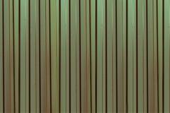 Green khaki iron canvas ribbed chrome background design hard ribbed vertical rib base design royalty free stock images