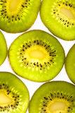 Green kiwi Royalty Free Stock Photo