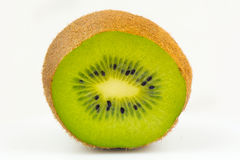 Green kiwi Royalty Free Stock Images