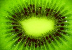 Green Kiwi Fruit Royalty Free Stock Photos