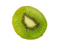 A green kiwi fruit Royalty Free Stock Photos