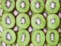 Green kiwi Stock Image
