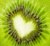 Green kiwi Royalty Free Stock Photo