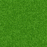 Green knit pattern or texture Stock Photos