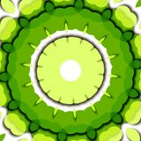 green kwiecista royalty ilustracja