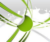 Green Label Royalty Free Stock Photos