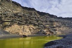 Green Lagoon  Stock Photo