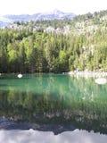 green lake Obrazy Stock