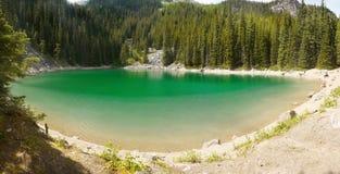 Green Lake Royalty Free Stock Image